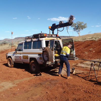 borehole-wireline Wireline Services for the Mining Industry